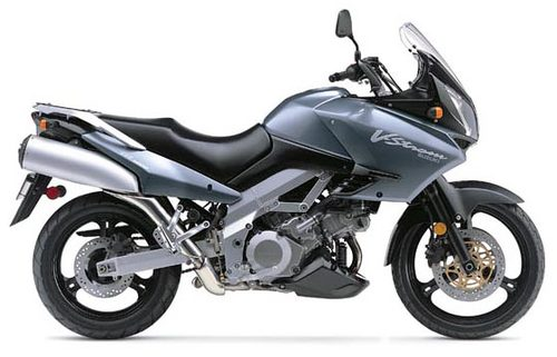 Product picture Suzuki DL1000 V-Strom Service Manual V Strom