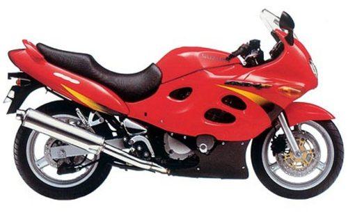 Product picture Suzuki GSX600F, GSX750F, GSX750  1998 - 2002 Service Manual
